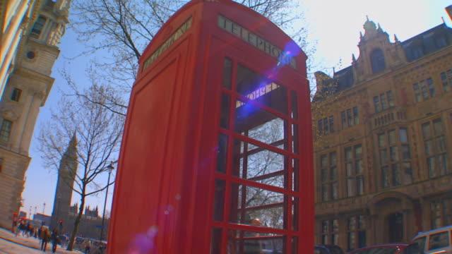 EnglandTelephone Booth