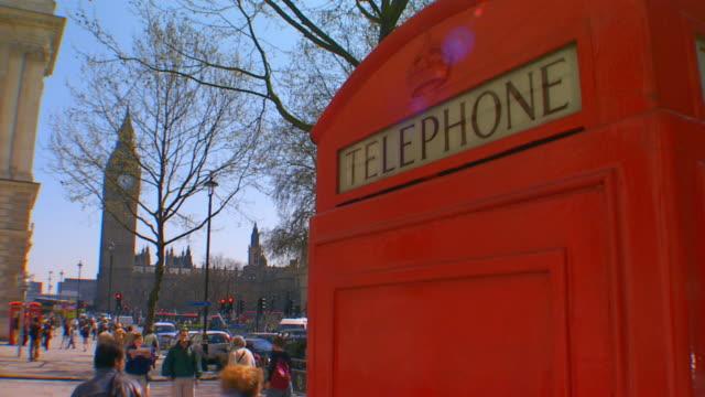 englandtelephone booth - telefonkiosk bildbanksvideor och videomaterial från bakom kulisserna