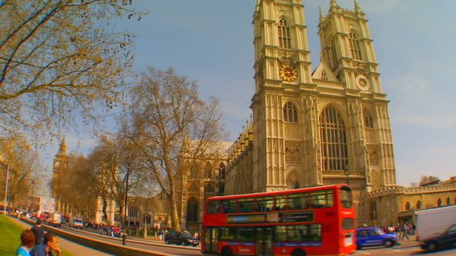 englandthe palace of westminster - abbey stock videos & royalty-free footage
