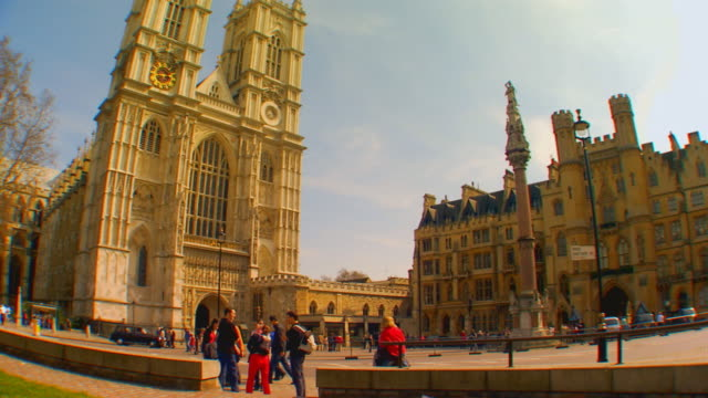 englandthe palace of westminster - westminster abbey stock videos & royalty-free footage