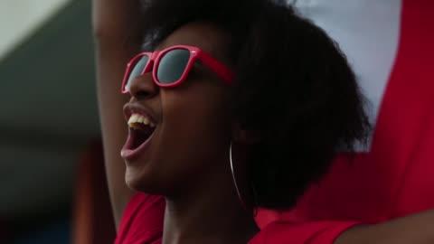 engelska fläkt titta på en fotbollsmatch - åskådare människoroller bildbanksvideor och videomaterial från bakom kulisserna