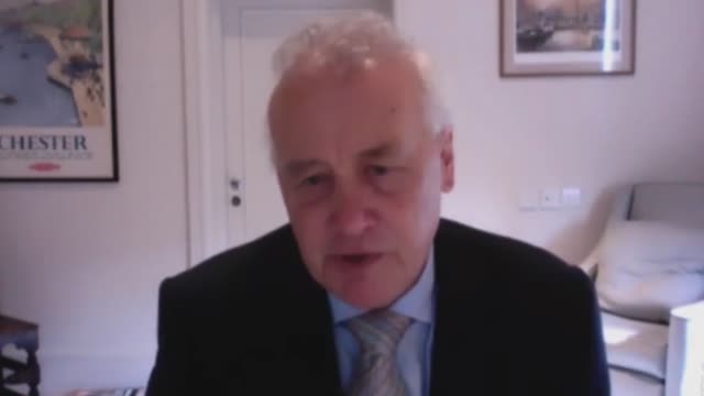 """stockvideo's en b-roll-footage met english football league chairman rick parry has said he expects three clubs to be promoted from the championship to the premier league, or """"the... - english football association"""