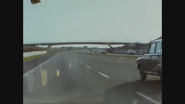 english highway with traffic - major road stock videos & royalty-free footage