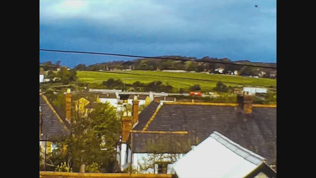 english house roofs - village stock videos & royalty-free footage