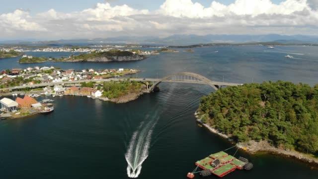 engøy island in stavanger, norway - stavanger stock videos & royalty-free footage