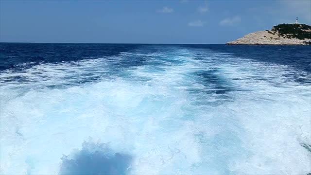 Enjoy boat ride,b roll