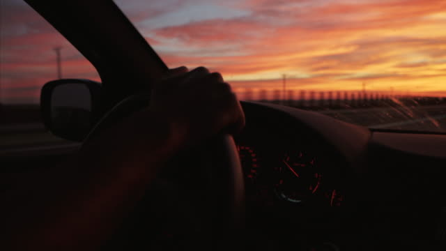enjoy driving. - low lighting stock videos & royalty-free footage