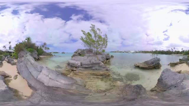 Enjoy the stunning views of Bermuda in 360 point of view