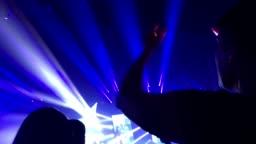 Enjoying great concert