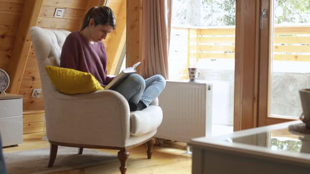 enjoying in simple things - loft apartment stock videos & royalty-free footage