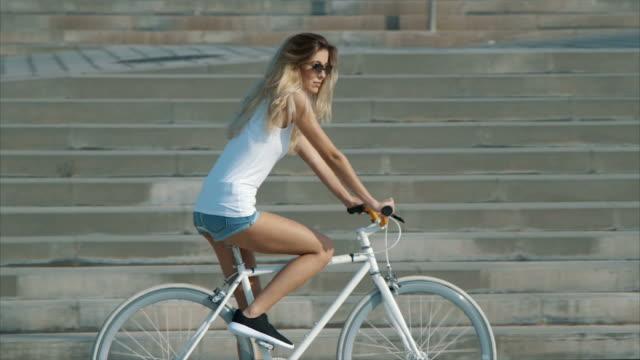 Enjoying the ride (slow motion)