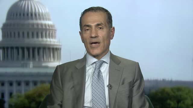 Enriched uranium stockpile to breach limits previously agreed under nuclear deal ENGLAND London GIR INT Vali Nasr 2WAY interview from Washington DC...