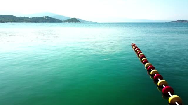 entering into deep waters - buoy stock videos & royalty-free footage