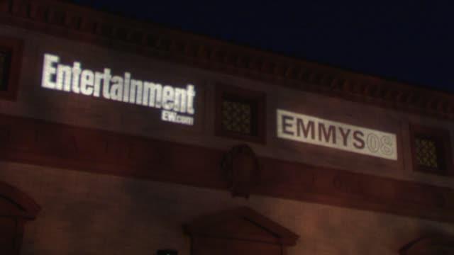 entertainment weekly 6th annual pre-emmy party at los angeles ca. - エミー賞前夜祭パーティー点の映像素材/bロール
