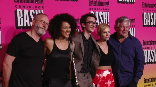 CLEAN Entertainment Weekly Hosts Annual ComicCon Celebration in San Diego CA