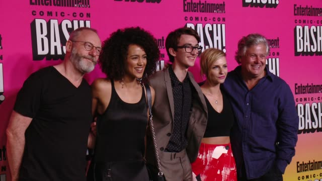 CHYRON Entertainment Weekly Hosts Annual ComicCon Celebration in San Diego CA