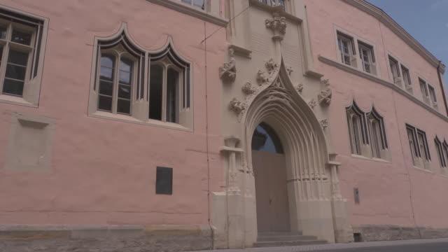 entrance of Collegium Maius