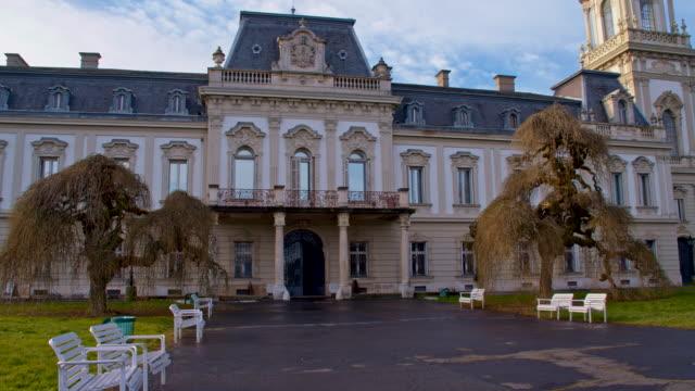 DS Eingang des Schloss Festetics