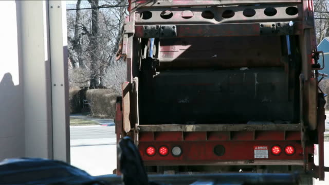 environment, recycling, dump, garbage truck - garbage truck stock videos and b-roll footage