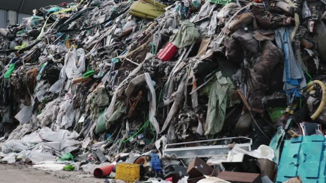 environmental issues - rubbish dump stock videos & royalty-free footage