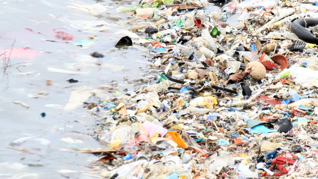 environmental pollution - garbage stock videos & royalty-free footage