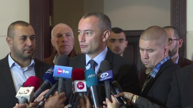 UN envoy Nickolay Mladenov was in Gaza on Wednesday as Friday's deadline nears for Gaza's Hamas rulers to cede power to the rival Fatah dominated...