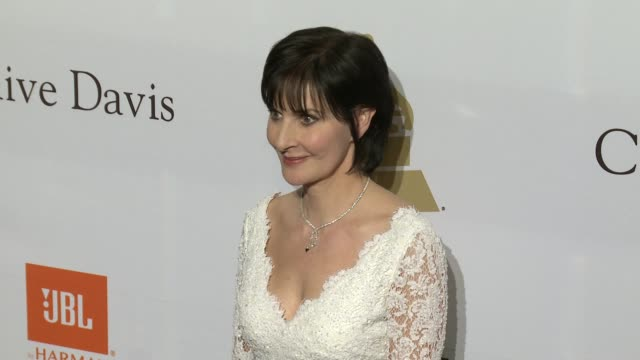 Enya at the 2017 PreGrammy Gala Honoring Debra L Lee With Grammy Salute To Industry Icons Award at The Beverly Hilton Hotel on February 11 2017 in...