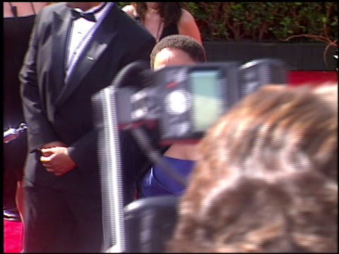 epatha merkerson at the 2005 emmy awards entrances at the shrine auditorium in los angeles, california on september 18, 2005. - shrine auditorium stock videos & royalty-free footage