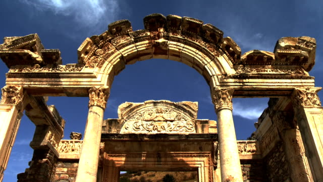ephesus, alten Gebäude