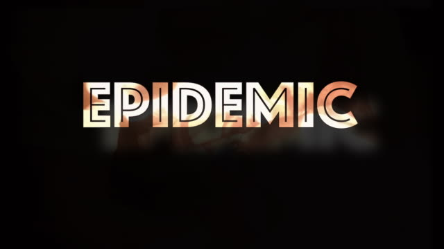 epidemic biomedical animation covid19 - shaking stock videos & royalty-free footage