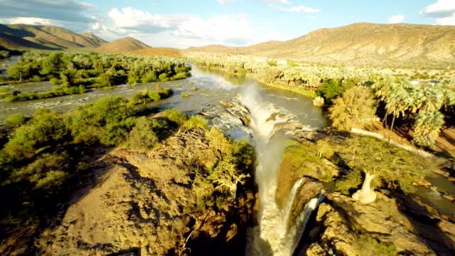 HELI Epupa Falls