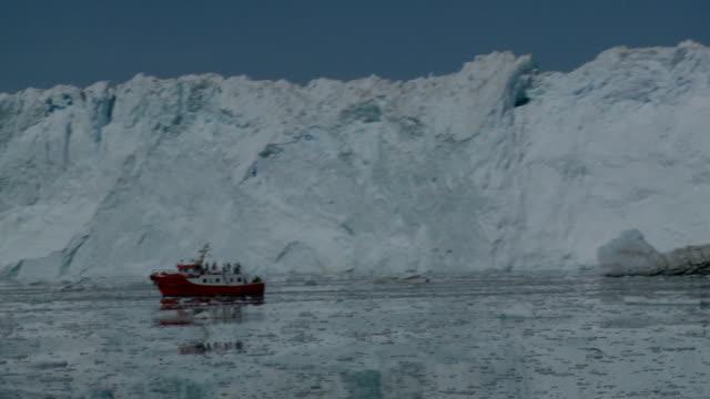 eqi glacier - greenland stock videos & royalty-free footage
