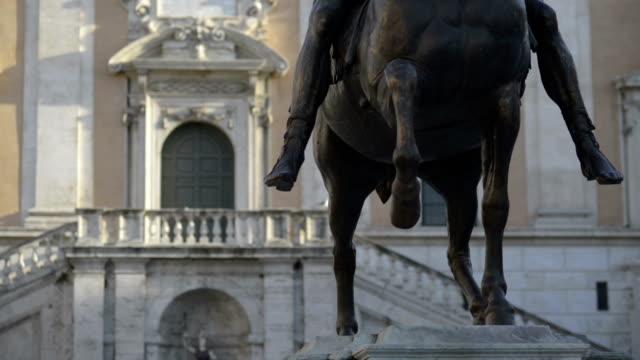 Equestrian Statue von Marcus Aurelius