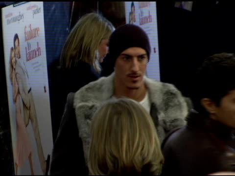 eric balfour at the 'failure to launch' new york premiere at chelsea west in new york, new york on march 8, 2006. - failure to launch stock videos & royalty-free footage