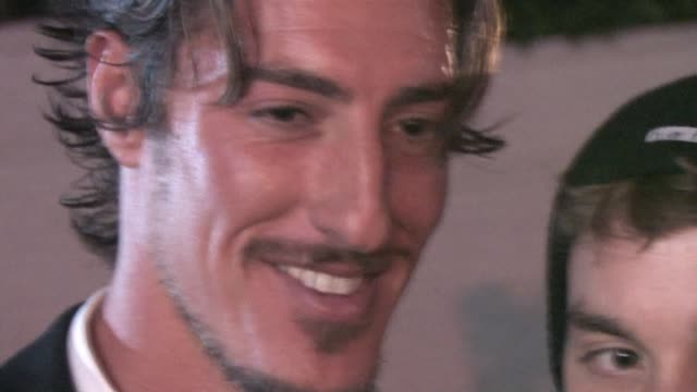 Eric Balfour outside Chateau Marmont in West Hollywood at the Celebrity Sightings in Los Angeles at Los Angeles CA