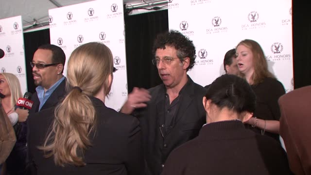 vidéos et rushes de eric bogosian at the 7th directors guild of america honors at new york ny - eric