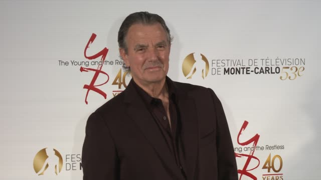 eric braeden at 53rd montecarlo television festival day 1 eric braeden at 53rd montecarlo television on june 10 2013 in montecarlo monaco - day 1 stock videos and b-roll footage
