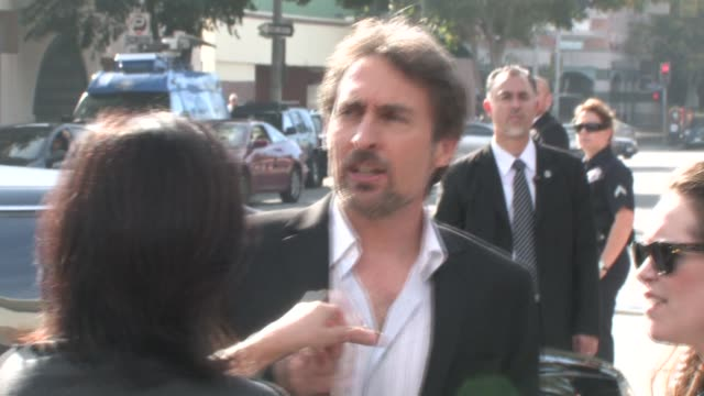 eric brevig at the yogi bear 3d premiere in westwood village in westwood at the celebrity sightings in los angeles at los angeles ca. - westwood village stock videos & royalty-free footage