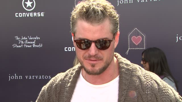 vidéos et rushes de eric dane on being part of the afternoon when he became a fan of john varvatos why it's important to shed light on sexual abuse at the the john... - eric