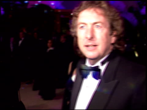 eric idle at the 1996 academy awards vanity fair party at morton's in west hollywood, california on march 25, 1996. - 第68回アカデミー賞点の映像素材/bロール