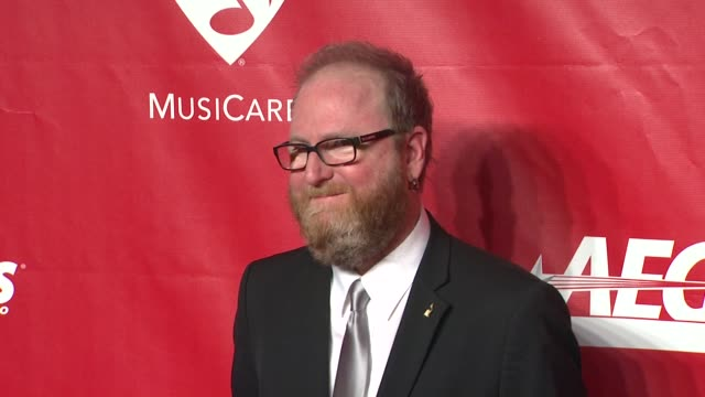 eric jarvis at 2014 musicares person of the year honoring carole king at los angeles convention center on in los angeles california - musicares foundation stock videos & royalty-free footage