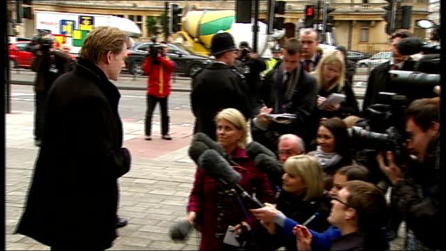 eric joyce avoids prison sentence after assault conviction london westminster joyce away from court joyce into car - gefängnisausbruch stock-videos und b-roll-filmmaterial