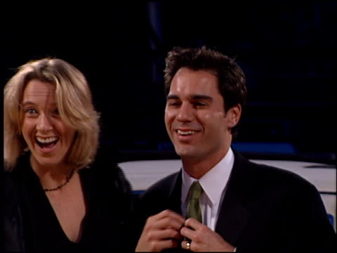 eric mccormack at the american comedy awards at the shrine auditorium in los angeles, california on february 6, 2000. - eric mccormack stock videos & royalty-free footage
