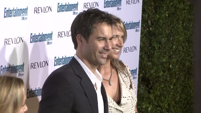 eric mccormack, eric at the entertainment weekly 6th annual pre-emmy party at los angeles ca. - エンターテインメント・ウィークリー点の映像素材/bロール