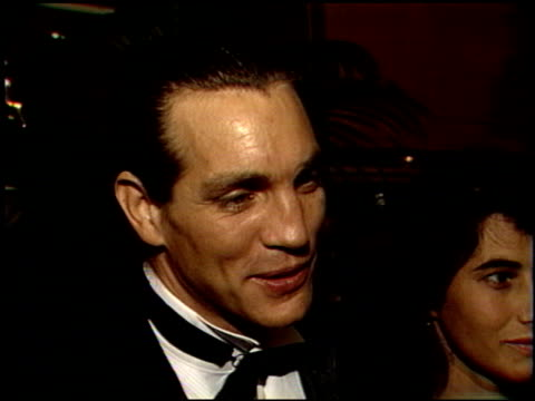 vidéos et rushes de eric roberts at the 1989 golden globe awards at the beverly hilton in beverly hills california on january 28 1989 - eric roberts