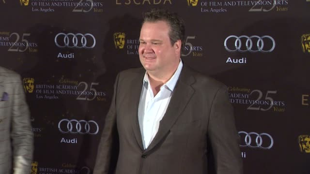 eric stonestreet at bafta los angeles 18th annual awards season tea party on 1/14/2012 in beverly hills ca - tea party stock videos and b-roll footage