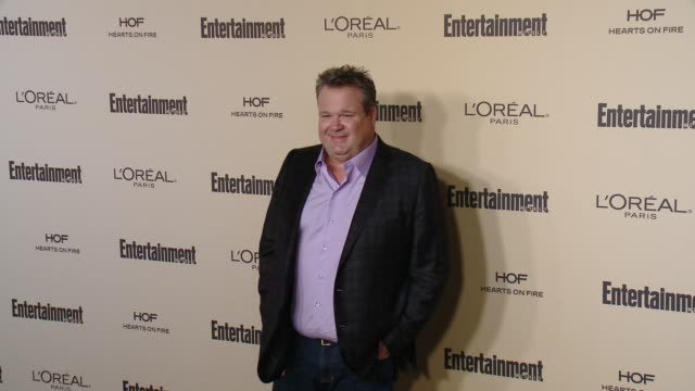 eric stonestreet at entertainment weekly's preemmy celebration at fig olive melrose place on september 18 2015 in west hollywood california - entertainment weekly stock videos and b-roll footage