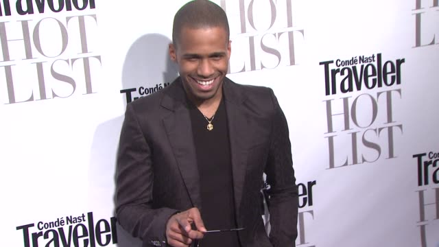 vidéos et rushes de eric west at the conde nast traveler hot list party 2009 at new york ny - eric