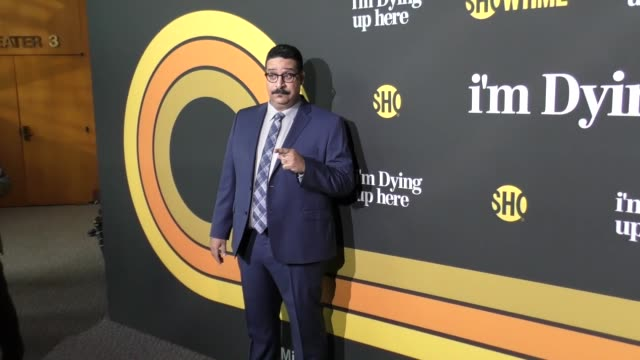 erik griffin at the premiere of showtime's 'i'm dying up here' arrivals on may 31 2017 in los angeles california - griffin stock videos & royalty-free footage