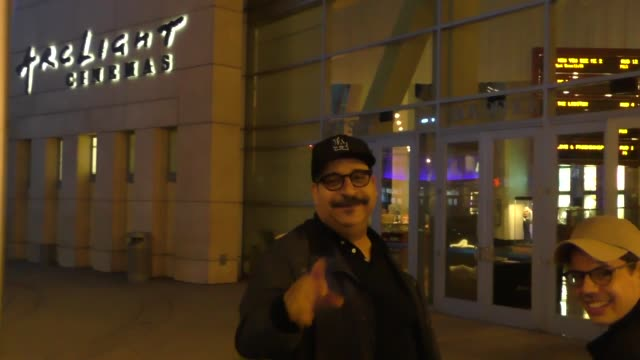 INTERVIEW Erik Griffin talks about the flies in the Feed The Children commercials outside ArcLight Theatre in Hollywood at Celebrity Sightings in Los...